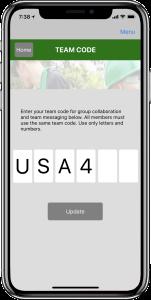 Figure 45. Team Code